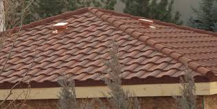 metal tile roofing roofing
