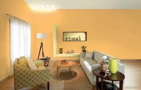 Yellow Living Room Color Schemes by Download Living Room Wall Paint Ideas Widaus Home Design