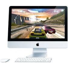 ordinateur apple de bureau ordinateur de bureau apple imac intel i5 2 7 ghz 8go 21