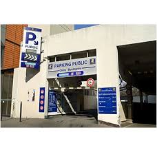 conforama place de clichy parking clichy montmartre interparking