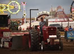 100 Indiana Truck Pullers Powerful Engines Help Make Tractor Pull Fan Favorite At Fair