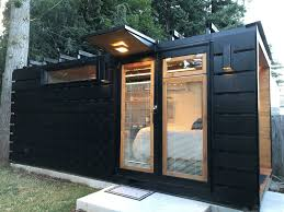 100 Converted Containers Modern Dwelling Shipping Container Studio Hazelwood