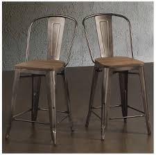 Home Design Extraordinary Rustic Industrial Bar Stools Pertaining To Encourage Trendy Farmhouse Style For Really Miraculous Best 25 24 Inch Ideas On