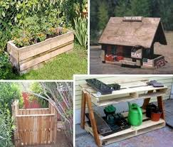 Pallet Garden Exterior Beauty DIY Ideas