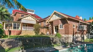 100 Mosman Houses Federation Suburb FederationHouse