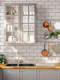 cozinha cinza arejada e elegante haus küchen