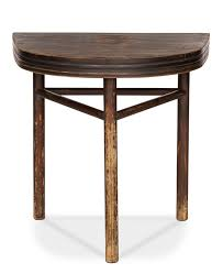 Half Circle Outdoor Furniture by Semi Circle Wall Table Sarreid Ltd Portal Your Source For