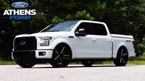 The Best Ford Trucks - Custom 600hp Supercharged 2016 Ford F150 Done ...