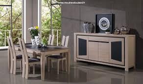 bahut de salle à manger moderne en bois massif et céramique