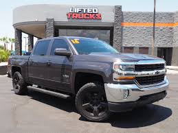 Used 2016 Chevrolet Silverado 1500 LT Truck Crew Cab In Phoenix AZ ... Lifted Trucks Used Phoenix Az Truckmax Pitch A Tent Sale Used Lifted Trucks Suvs And Diesel For Dodge Diesel For Sale Top Car Reviews 2019 20 Of The Certified Summer Show Expedition Georgia Chevy For In Az Superb 1979 Scottsdale K10 Bigfoot Truck Wikipedia St Marys Food Bank Dation 2018 Yelp Near You Suspension Automotive Expressions
