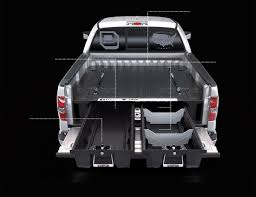 DECKED® Pickup Truck Bed Tool Boxes And Bed Organizer | DECKED