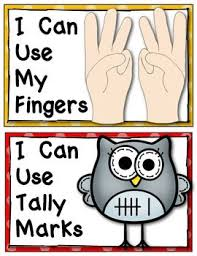 Image Result For Math Strategies First Grade Clipart