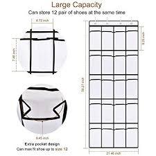 otraki badorgainzer aufbewahrung hängend mit 7 taschen mesh
