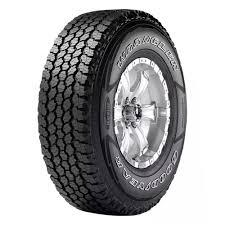 100 Goodyear Wrangler Truck Tires GOODYEAR AT Adventure Kevlar 26565R17 112T OWL Quantity