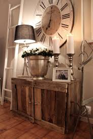Large Foyer Wall Decorating Ideas Rustic Entryway Furniture Decorations On Decor For Living