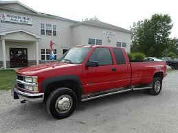 100 2000 Chevy Trucks CHEVROLET GMT400 3500 For Sale In Medina OH Southern Select