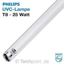 Uvc Lampe 9 Watt by Uvc Ersatzlampe Philips Tl Lampe Uv Ersatz Lampe 25 W Ebay