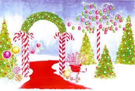 Gumdrop Christmas Tree Challenge by Candy Canes Barrango Inc