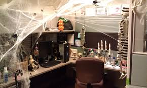 Halloween Cubicle Decorating Contest by Halloween Decoration Ideas For Office Cubicles Images Home Design
