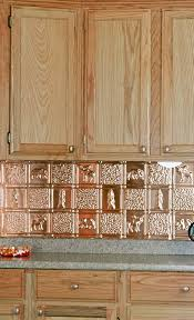 Metal Tiles For Backsplash by Need To Install Tin Backsplash In Your Kitchen Fast And Easy