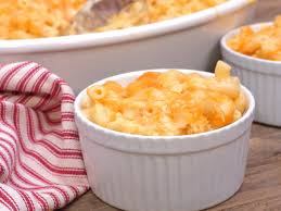 Baked Crab MacnCheese ⋆ Two Lucky Spoons