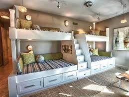 Lovely Cool Teen Bunk Beds Interior Designing Bedroom Ideas