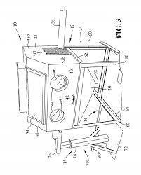 Media Blasting Cabinet Lighting by Blast Cabinet Nz Us20120315828a1 Blasting Plans Cabinets Bead
