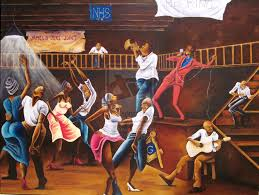 Ernie Barnes Paintings | Artist Appreciation Rendition: Ernie ... Ernie Barnes The Handoff Artist Signed Lithograph African American Honors 101 Identity In The Age Of Selfindulgence Dr Jason E Klodt Saving Art That Wealth Will Wash Away Animal Paae_igotrhythm_18artnews Buffalo Soldiers 1979 Museum Satomaa On Twitter Sugar Shack 1976 Lit Back To Black Cinema And Racial Imaginary New Dream Unfolds Pating Original Works Late Nfl Playturnedpainter Watercolor