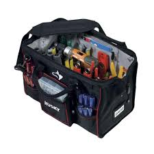 100 Husky Truck Tool Box Review 18 In Large Mouth Bag With Wall80897N09 The Home Depot