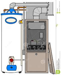 Furnace And Water Heater Royalty Free Stock Image 6997856 Zu67hi Clipart