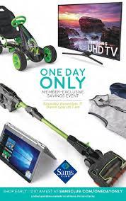 Sams Club Desktop by Club Holiday Celebration Ad For 2017