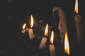 bougies allumées fondant télécharger des photos gratuitement