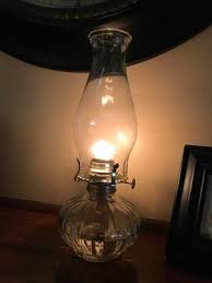 Oil Rain Lamp Instructions by Florasense Glass Oil Lamp Clear Walmart Com