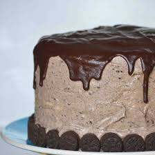 Four layer oreo cake recipe Food for health recipes