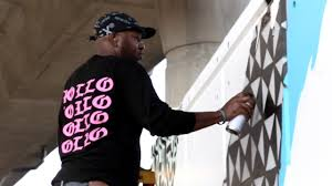 Denver International Airport Murals Artist by Street Theory Underground Mural Project Youtube