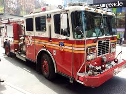 100 Fire Truck Red Free Images Water City New York Red Equipment Usa