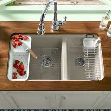 kohler riverby undermount kitchen sink kohler riverby 33 x 22 basin undermount kitchen sink