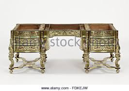 bureau boulle top of boulle bureau in the louis xiv style dated 1690 from the