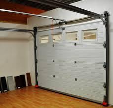 porte sectionnelle sur mesure porte de garage sur mesure sectionnelle ou enroulable à prix bas