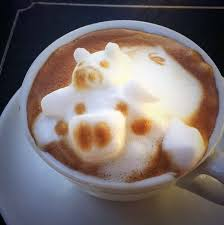 Coffee Chat Do You Enjoy With Friends Im Sure Will Especially When Have These Cats On Your Latte