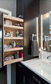 Tall Bathroom Cabinets Menards by Best 25 Narrow Bathroom Cabinet Ideas On Pinterest How To Fit A