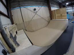 100 Airhouse Miniramp Nanaimo BC Skateparktourca