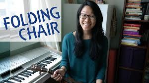 Folding Chair Regina Spektor Chords by Folding Chair Regina Spektor Ukulele Cover Rebecca Shang