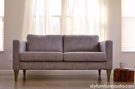 diy cement replacement sofa legs for ikea and other brands diy