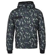 Camo Deck Fasteners Nz by True Religion Night Shade Camo Hooded Jacket