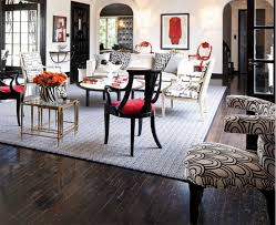 20 red chairs to add accent to your living room home design lover