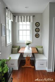 Kitchen Diner Booth Ideas by Small Dining Room Ideas Design Tricks For Making The Most Of A