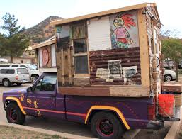 100 Custom Truck Camper Eclectic Hippie The Foxworthy Traveling Show