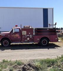 Town Of Gull Lake 1969 GMC/ Lafrance Pumper For Sale By Tender ...