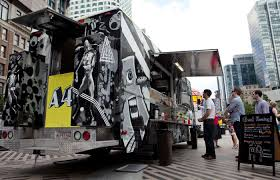 100 Fugu Truck Local Food Trucks Offer Creativity And Personality The